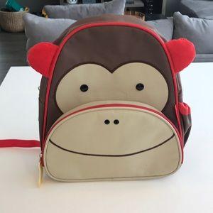 Skip hop toddler backpack.